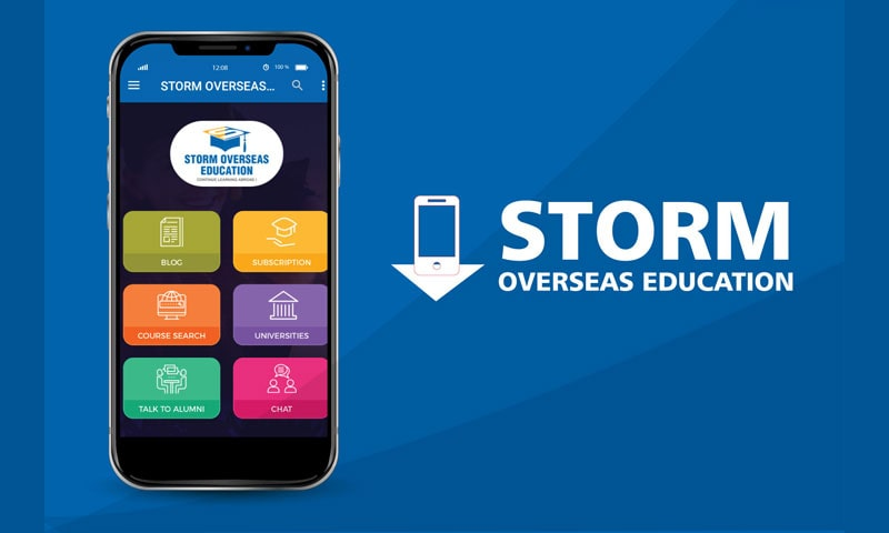 Storm Overseas inner page banner